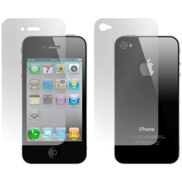 Full Body Screen Protector FRONT + BACK for iPhone 4