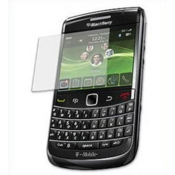 LCD Clear screen protector cover BlackBerry BOLD 9700