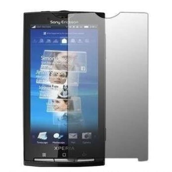 Sony Ericsson Xperia X10 Screen Protector