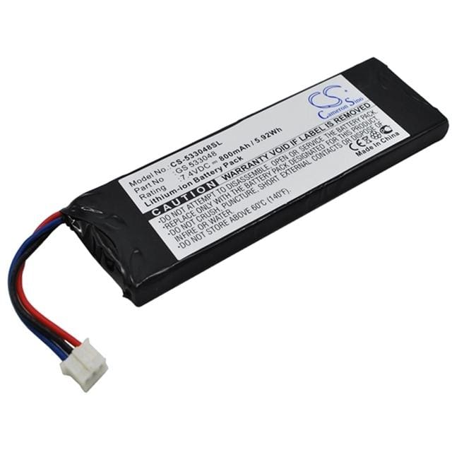 Premium Battery for Sonstige X Drive Mp3 Player 7.4V, 800mAh - 5.92Wh