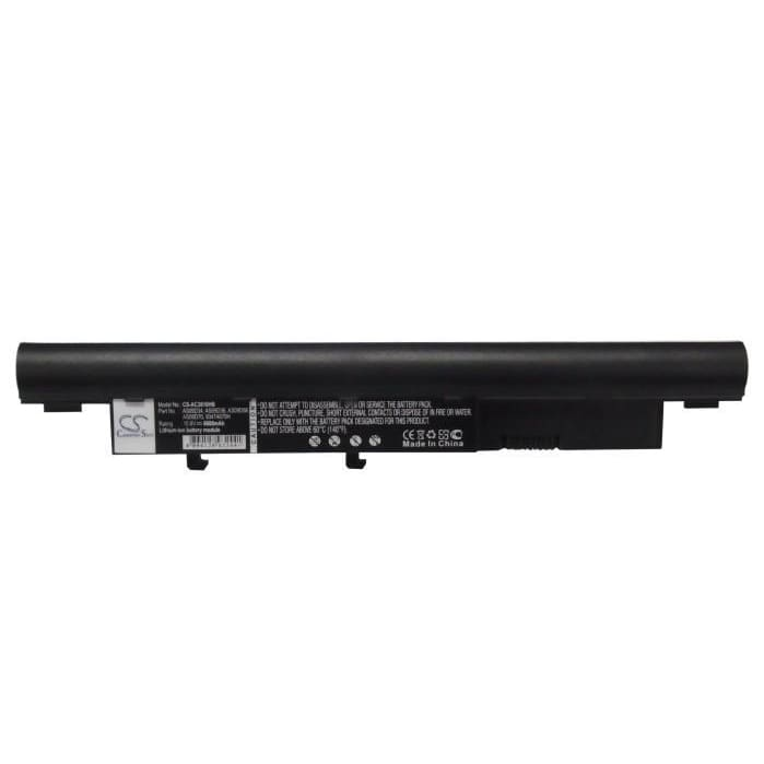 New Premium Notebook/Laptop Battery Replacements CS-AC3810HB