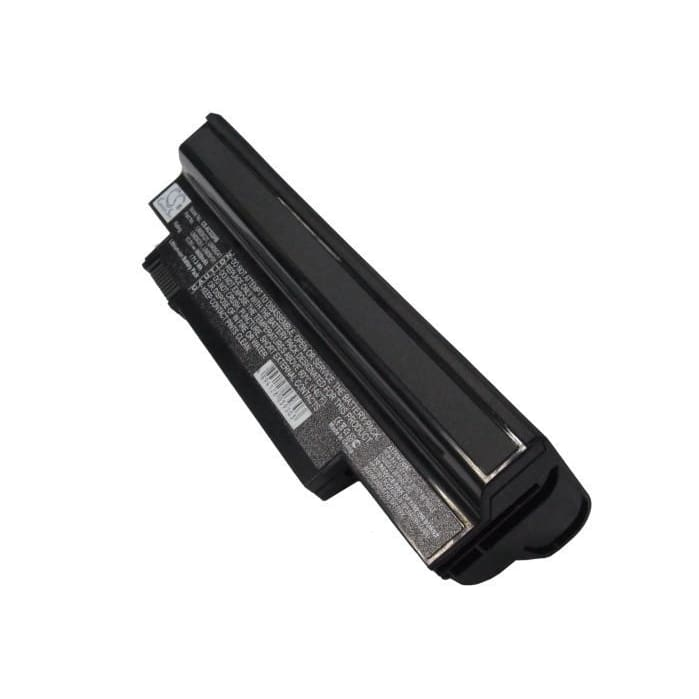 Premium Black Battery for Acer Aspire One 532h-2db, Aspire One 532h-2dr, Aspire One 532h-2ds 10.8V, 6600mAh - 71.28Wh