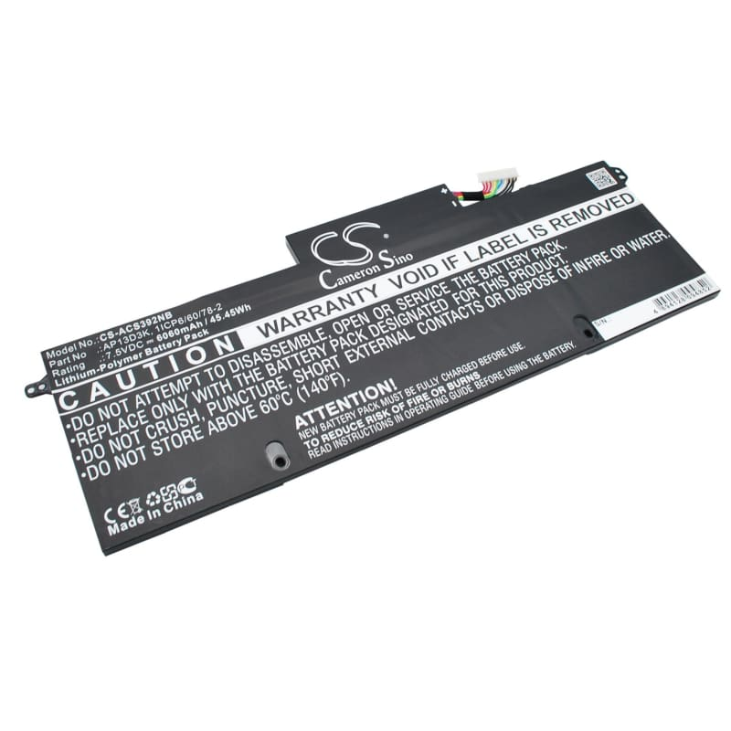 New Premium Notebook/Laptop Battery Replacements CS-ACS392NB