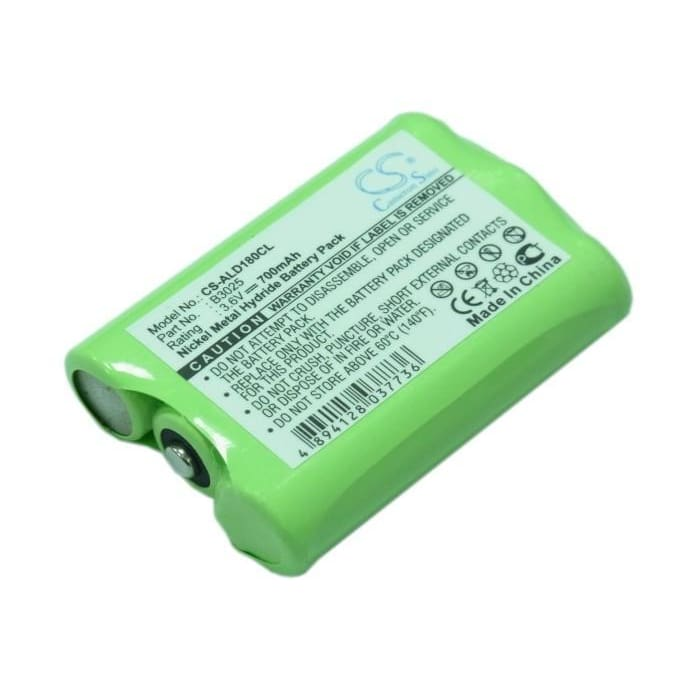 New Premium Cordless Phone Battery Replacements CS-ALD180CL