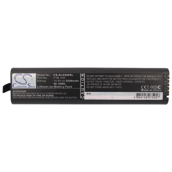 Premium Battery for Agilent E6000b, E6000c, E6080a 10.8V, 5200mAh - 56.16Wh