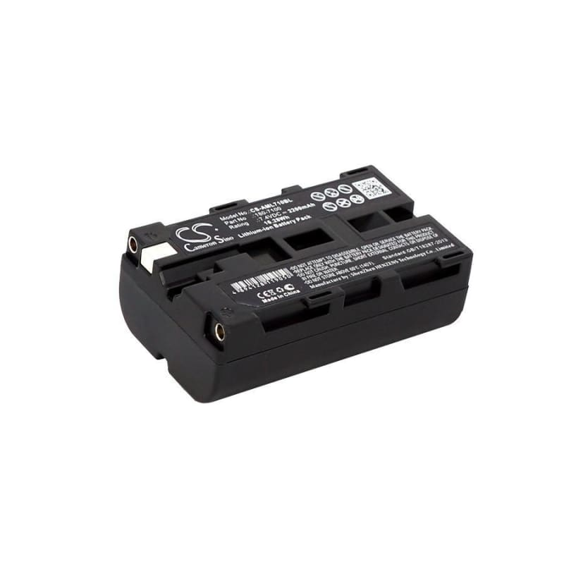 Premium Battery for Aml M7100, M7220, M7221 7.4V, 2200mAh - 16.28Wh