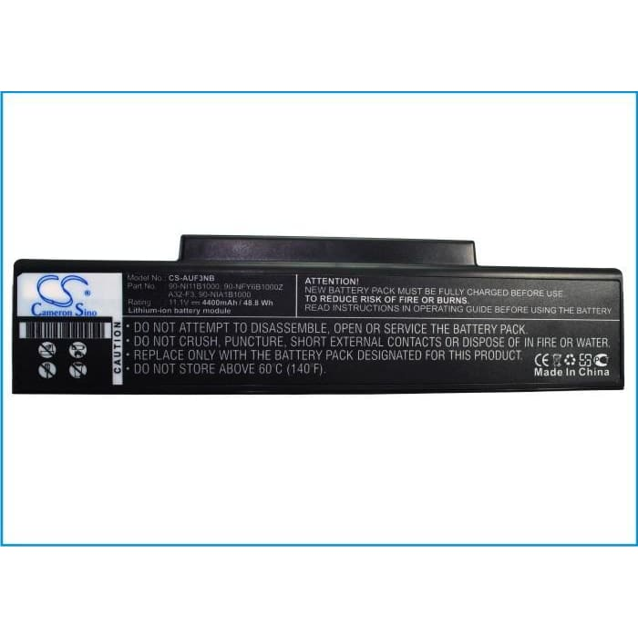 New Premium Notebook/Laptop Battery Replacements CS-AUF3NB