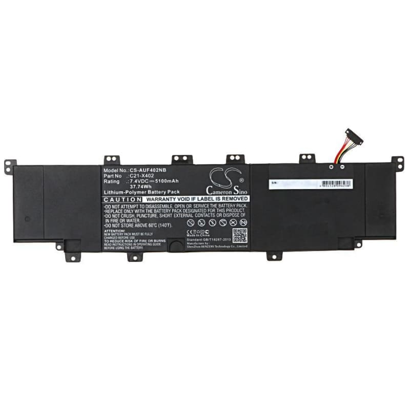 New Premium Notebook/Laptop Battery Replacements CS-AUF402NB