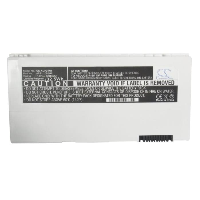 New Premium Notebook/Laptop Battery Replacements CS-AUP21NT
