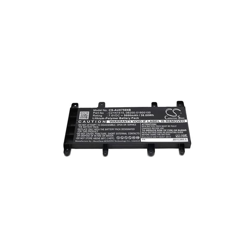 New Premium Notebook/Laptop Battery Replacements CS-AUX756NB
