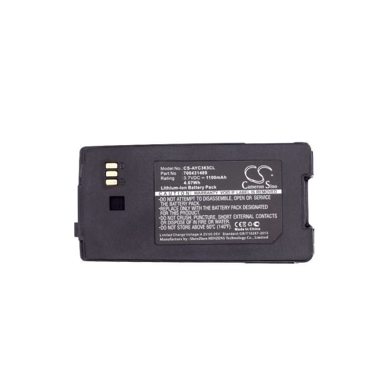 New Premium Cordless Phone Battery Replacements CS-AYC363CL