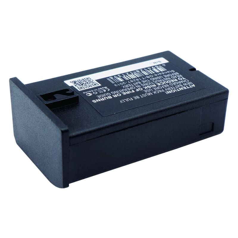 Premium Battery for Leica, Silver 19800, T, T Digital Camera 7.2V, 900mAh - 6.48Wh