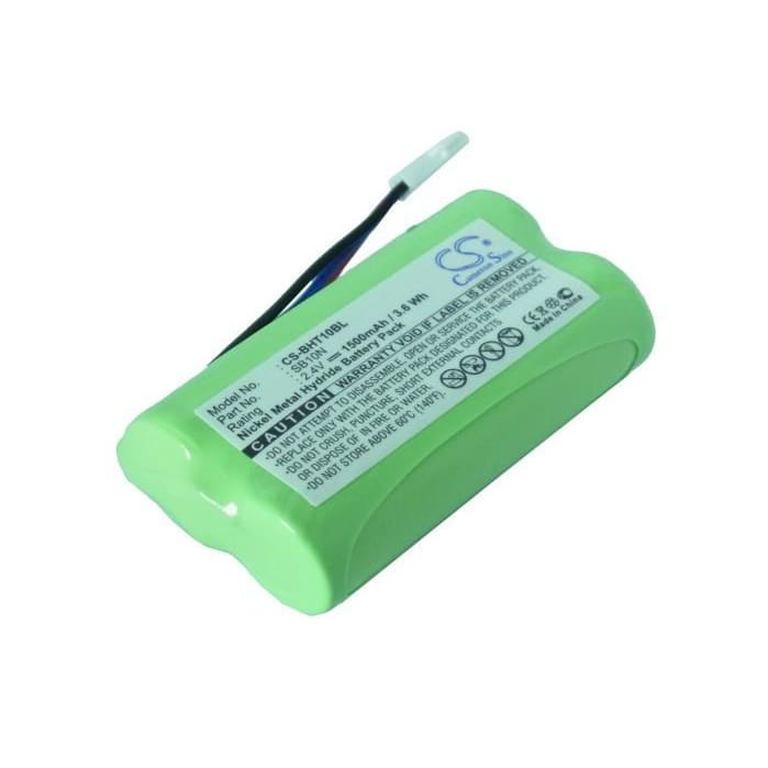 Premium Battery for Denso Gt10b, Ds26h2-d 2.4V, 1500mAh - 3.60Wh