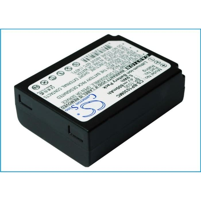 Premium Battery for Samsung Nx200, Nx210 7.4V, 800mAh - 5.92Wh