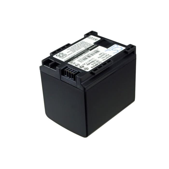 Premium Battery for Canon Fs10 Flash Memory Camcorder, 7.4V, 1780mAh - 13.17Wh