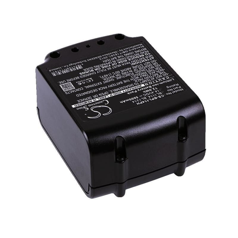 New Premium Power Tools Battery Replacements CS-BPL114PH