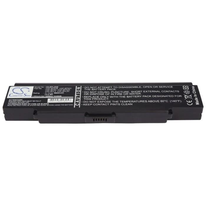 New Premium Notebook/Laptop Battery Replacements CS-BPL2NB