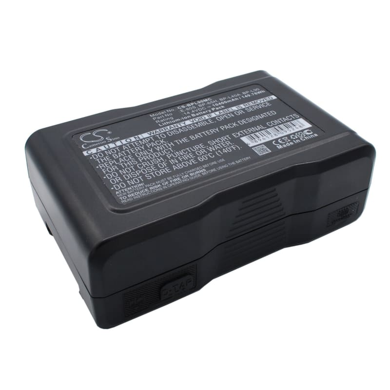 New Premium Camera Battery Replacements CS-BPL90MC