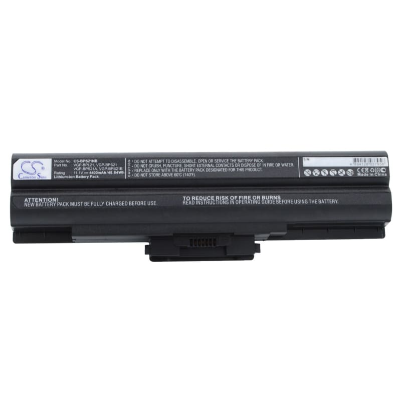 New Premium Notebook/Laptop Battery Replacements CS-BPS21NB