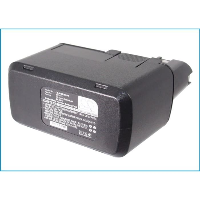 New Premium Power Tools Battery Replacements CS-BS3300PX
