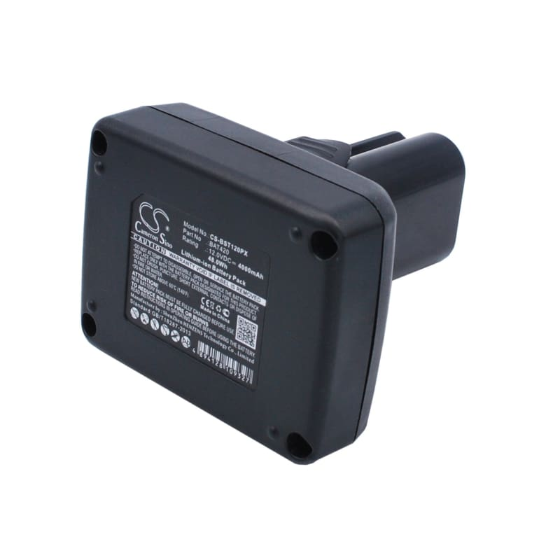 New Premium Power Tools Battery Replacements CS-BST120PX