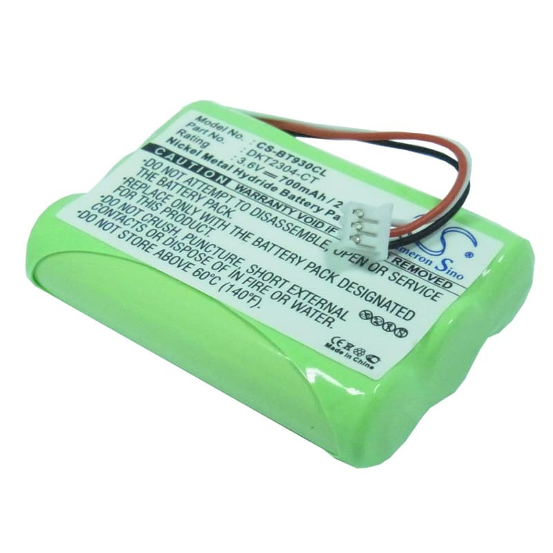 New Premium Cordless Phone Battery Replacements CS-BT930CL