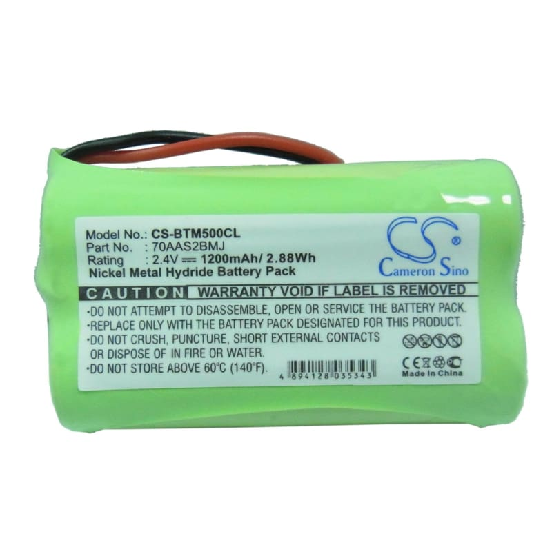 New Premium Cordless Phone Battery Replacements CS-BTM500CL