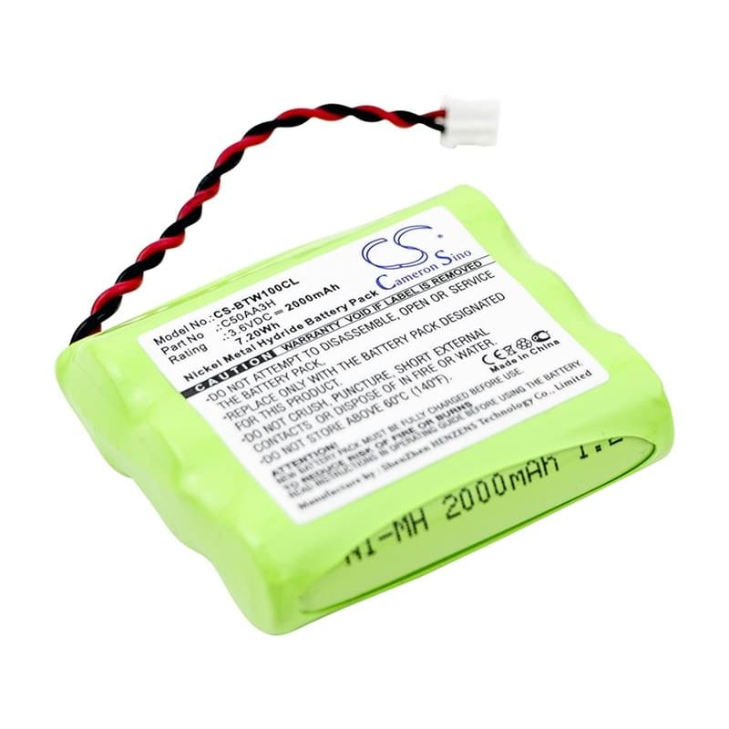 New Premium Cordless Phone Battery Replacements CS-BTW100CL