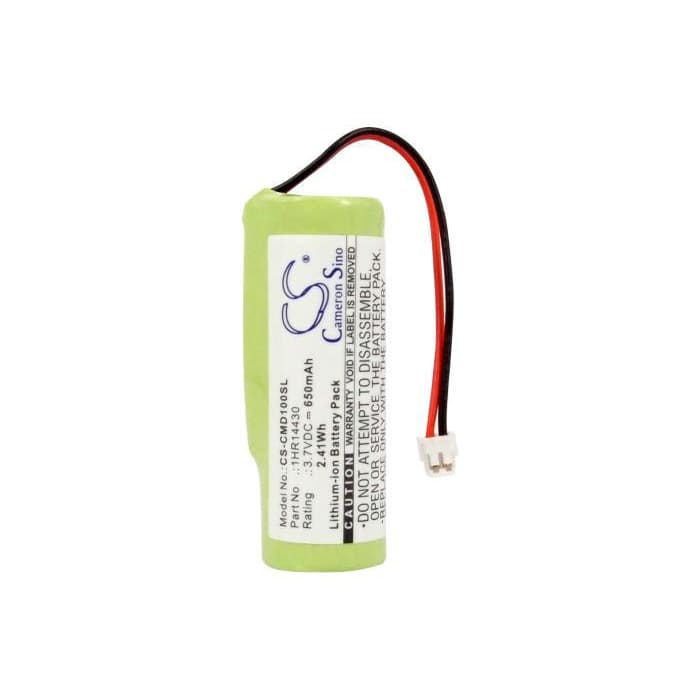 Premium Battery for Sony CMD-C1, CMD-C8 3.7V, 650mAh - 2.41Wh