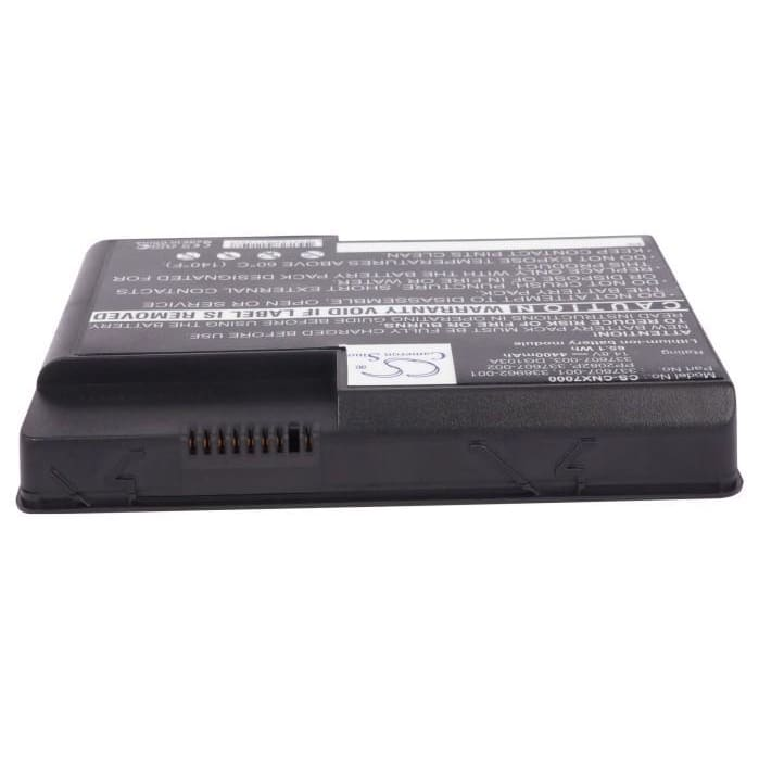 New Premium Notebook/Laptop Battery Replacements CS-CNX7000