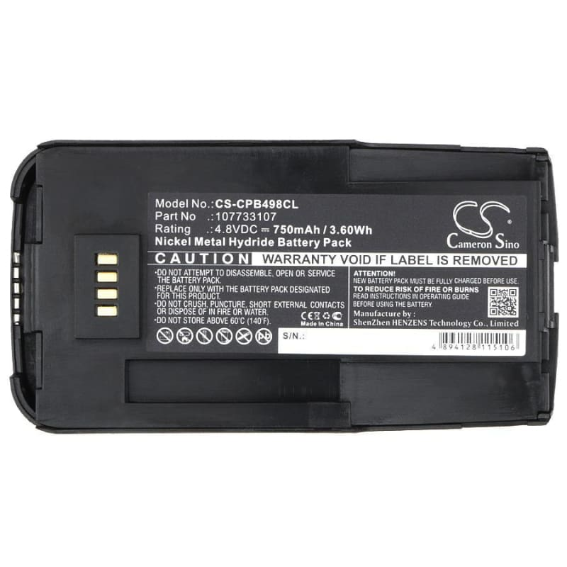 New Premium Cordless Phone Battery Replacements CS-CPB498CL
