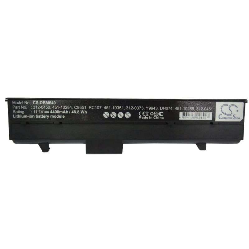 New Premium Notebook/Laptop Battery Replacements CS-DBM640