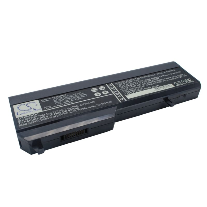New Premium Notebook/Laptop Battery Replacements CS-DE1310HB