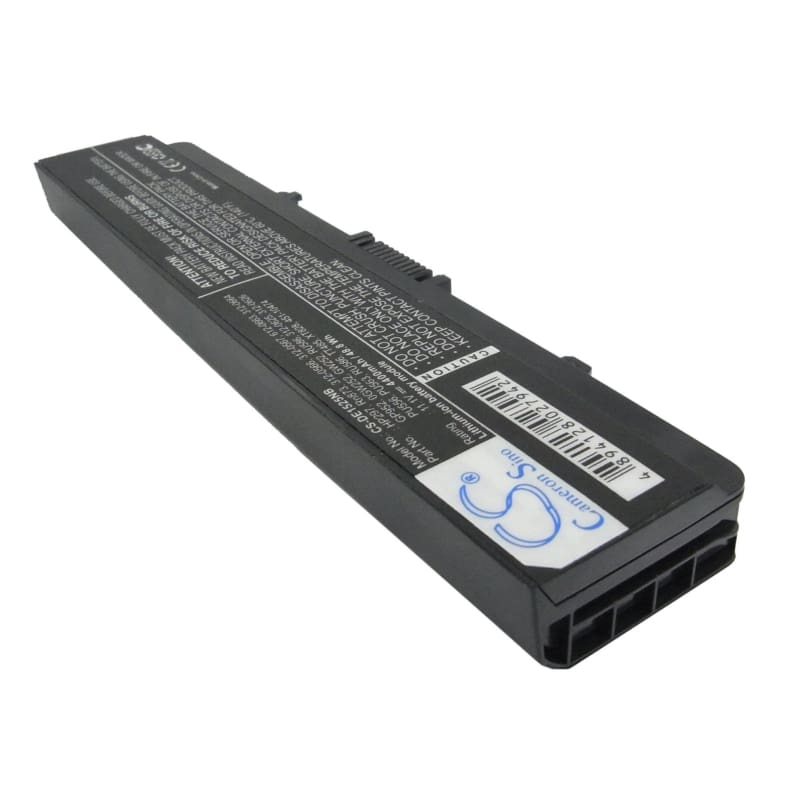 New Premium Notebook/Laptop Battery Replacements CS-DE1525NB