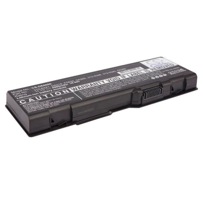New Premium Notebook/Laptop Battery Replacements CS-DE6000