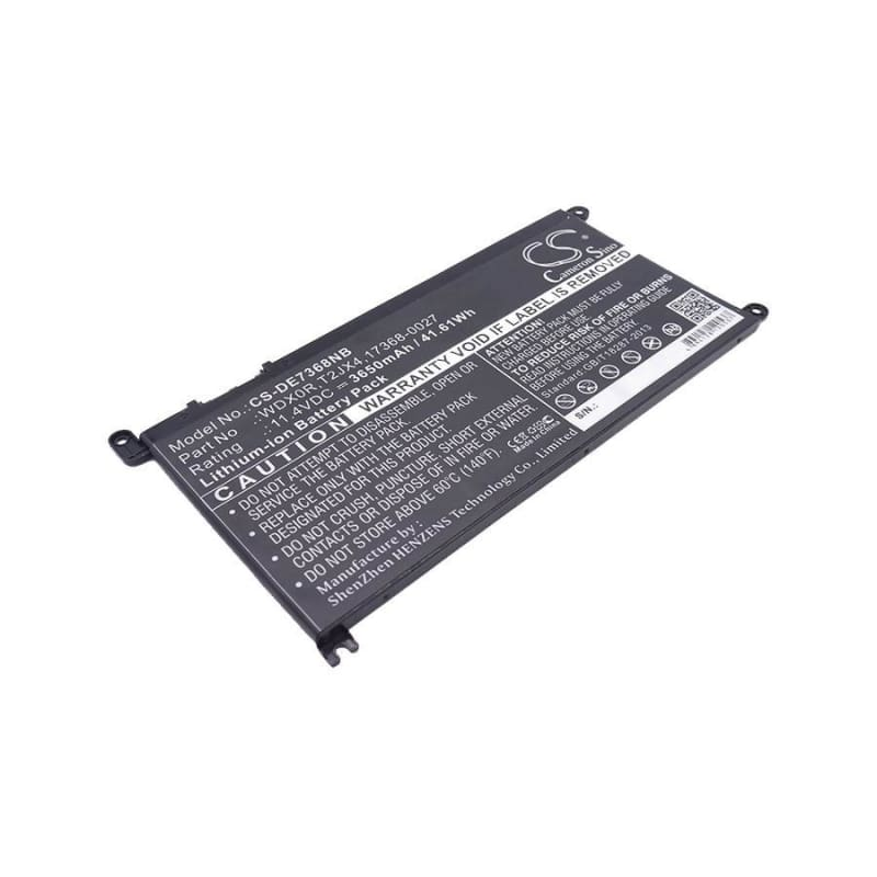 New Premium Notebook/Laptop Battery Replacements CS-DE7368NB
