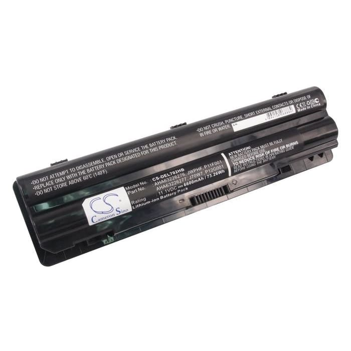 New Premium Notebook/Laptop Battery Replacements CS-DEL702HB
