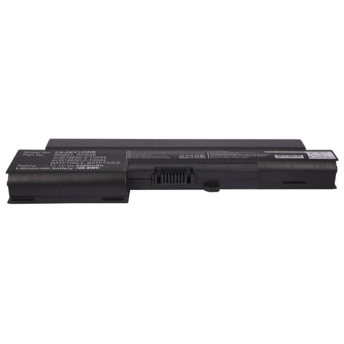 New Premium Notebook/Laptop Battery Replacements CS-DEV120NB
