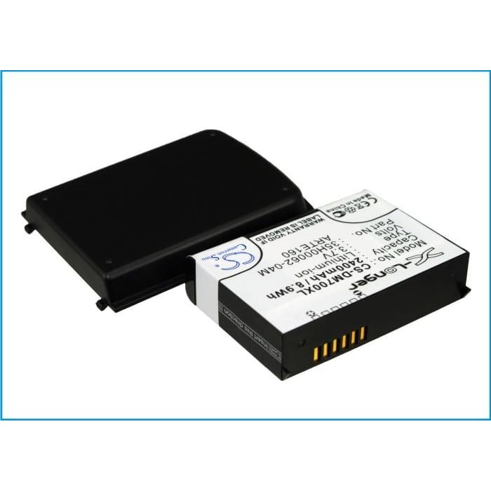 New Premium PDA/Pocket PC Battery Replacements CS-DM700XL