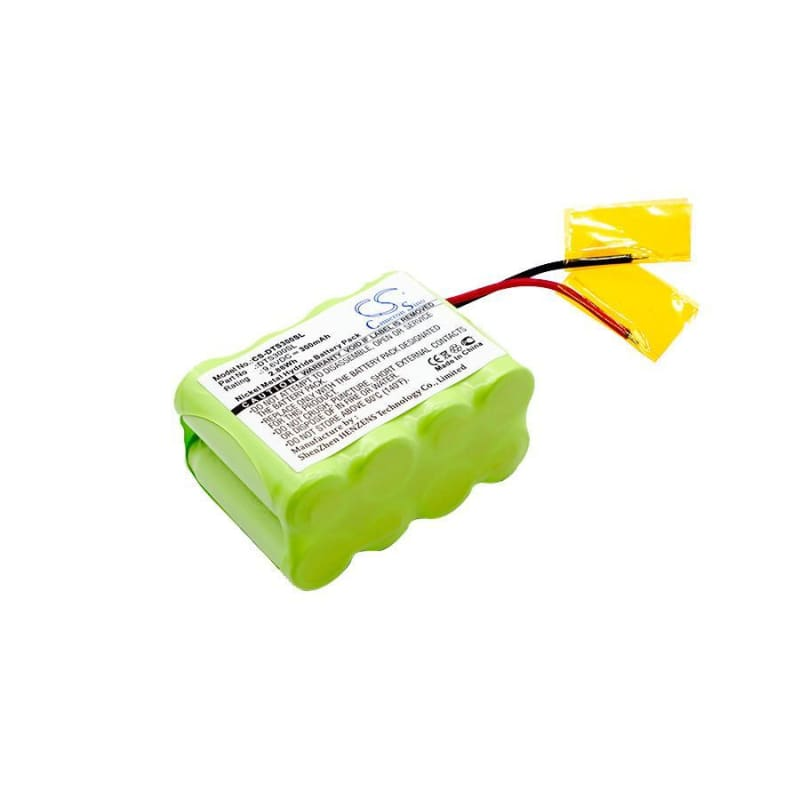 Premium Battery for Dt 300 Receiver, Dt 300 Transmitter, Dt 700 Receiver, Dt 700 Transmitter 9.6V, 300mAh - 2.88Wh