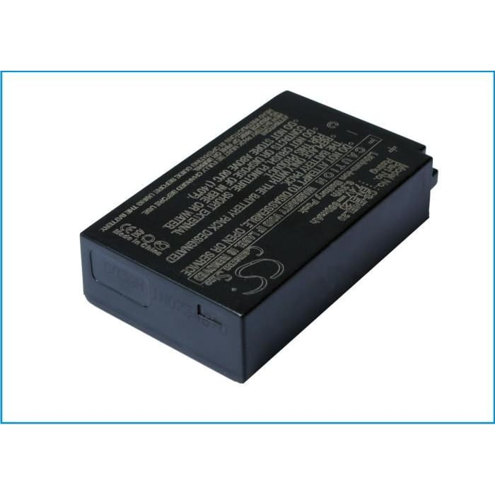 Premium Battery for Nikon 1 Aw1, 1 J1, 7.4V, 850mAh - 6.29Wh