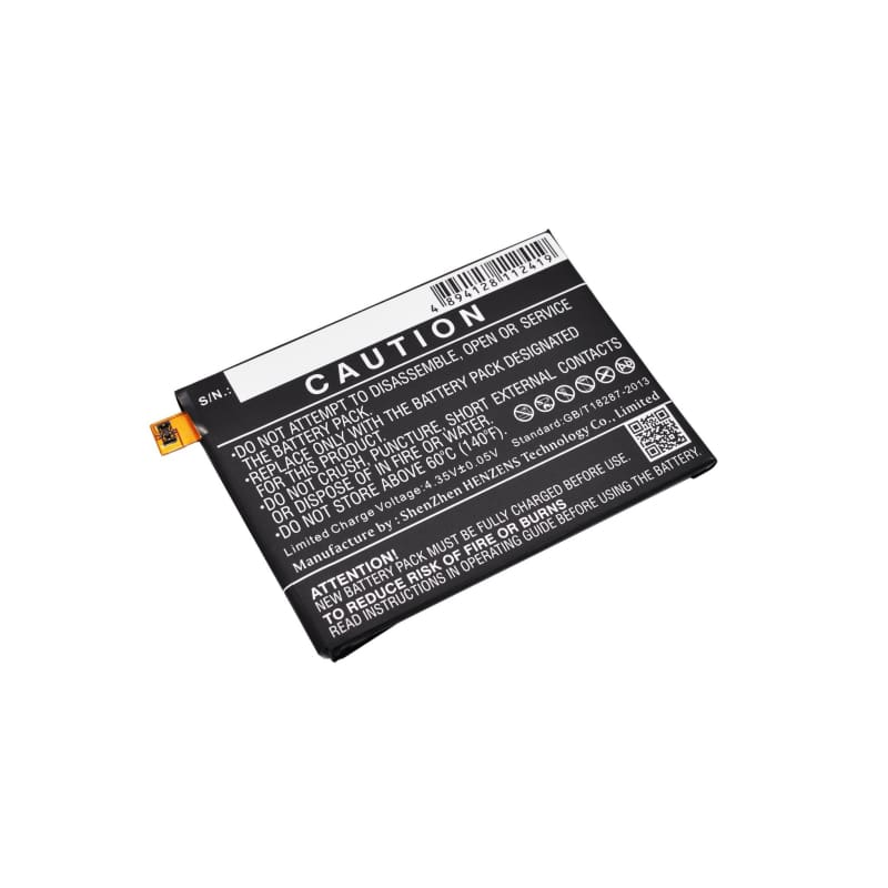 Premium Battery for Sony Ericsson Xperia Z5, Xperia Z5 Dual, SO-01H 3.8V, 2800mAh - 10.64Wh