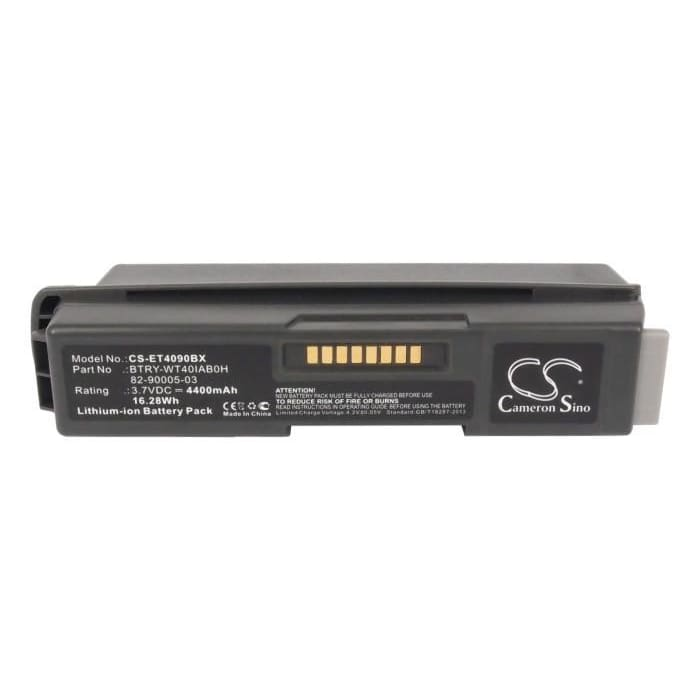 New Premium BarCode/Scanner Battery Replacements CS-ET4090BX