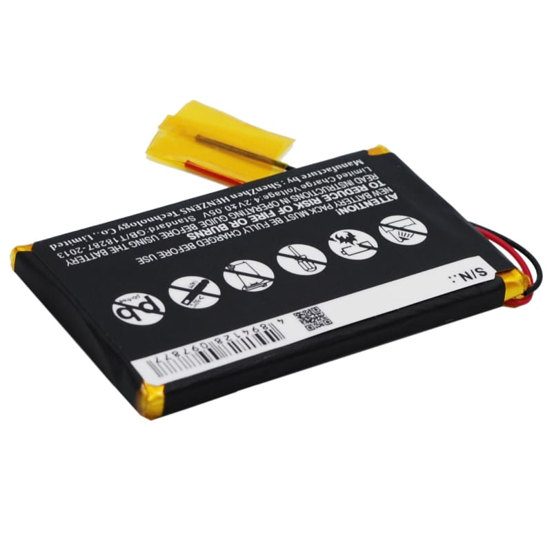 New Premium Amplifier Battery Replacements CS-FE700SL