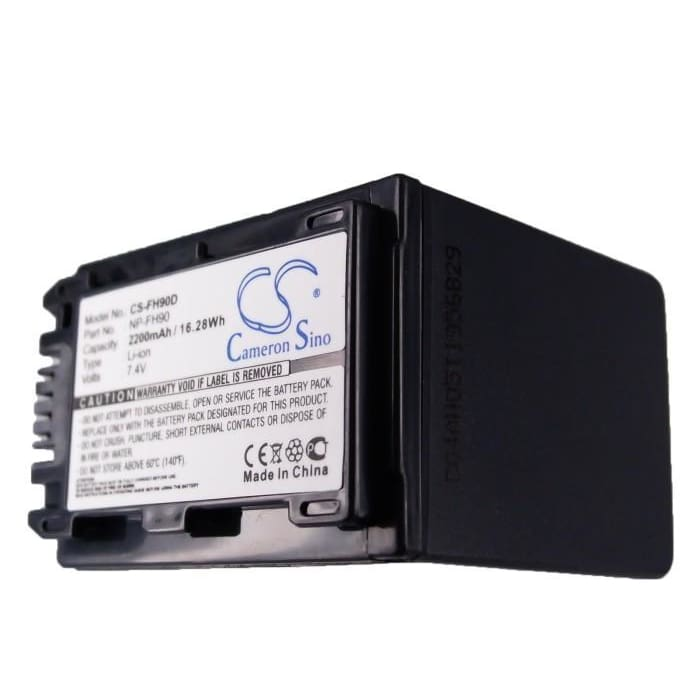Premium Battery for Sony Cr-hc51e, Dcr-30, Dcr-dvd103, Dcr-dvd105, 7.4V, 2200mAh - 16.28Wh