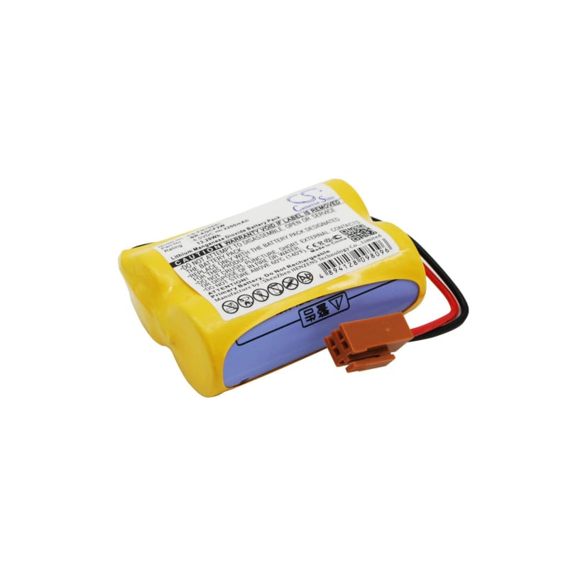 Premium Battery for Fanuc Br-acf2p , Br-agcf2w 6V, 2200mAh - 13.20Wh