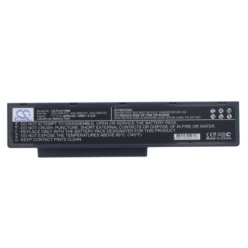 New Premium Notebook/Laptop Battery Replacements CS-FU3710NB