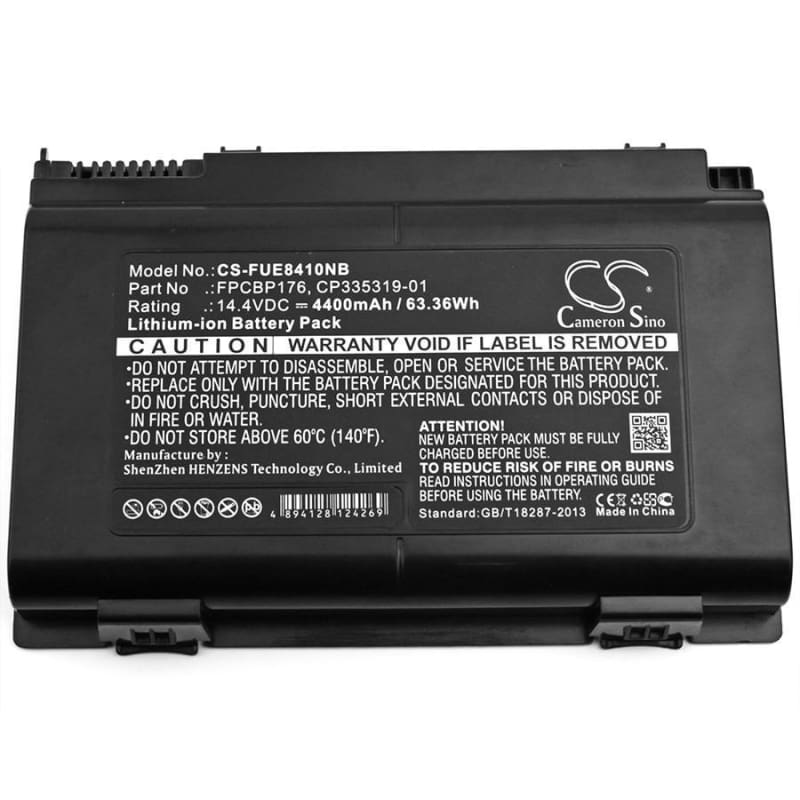 New Premium Notebook/Laptop Battery Replacements CS-FUE8410NB