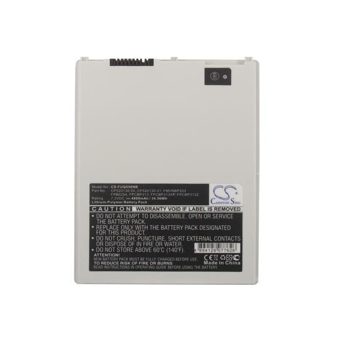 New Premium Notebook/Laptop Battery Replacements CS-FUQ550NB