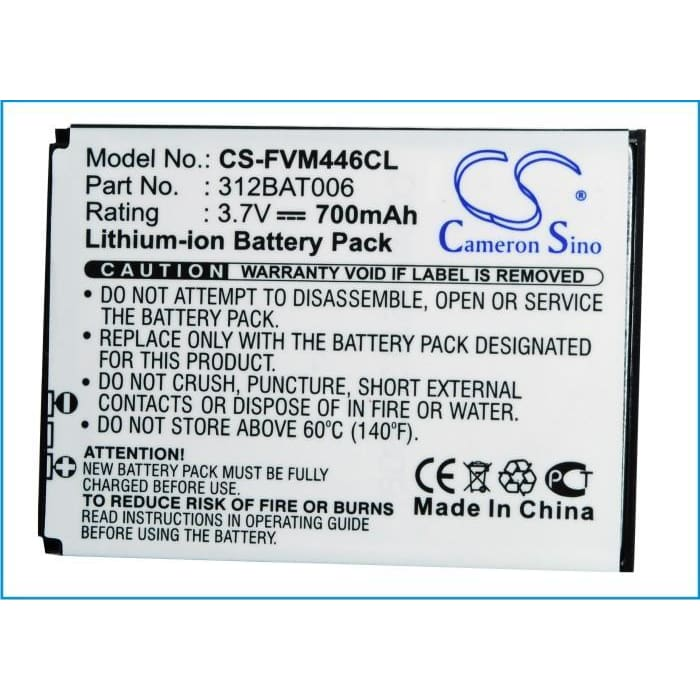 New Premium Cordless Phone Battery Replacements CS-FVM446CL